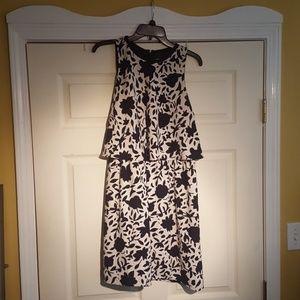 Simply adorable Loft size 10 dress
